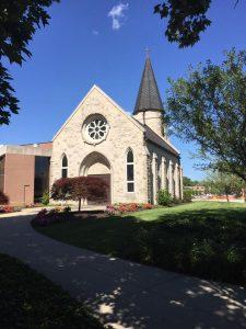 IWU chapel